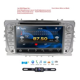 Radio Gps Free Map Australia - Hizpo 2Din 7 Inch Car DVD for FORD FOCUS 2 MONDEO S-MAX 2008-2012 With Radio GPS RDS BT 1080P mp3 4 Free Maps