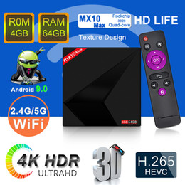 Youtube google online shopping - Newest MX10 MAX Android TV Box GB GB G G WIFI Bluetooth MX10 TV BOX IPTV Media Player