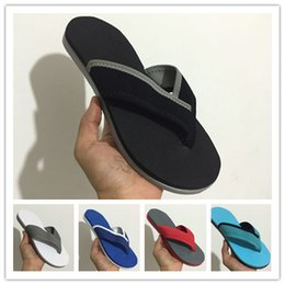 designer beach shoes NZ - Best Quality Luxury Designer Mens fashion Flip Flops Summer Rubber Sandals Beach Slide Fashion Scuffs Novelty Slippers Shoes Size EUR 40-45