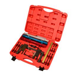 Camshaft Timing Engine Australia - For BMW N51 N52 N53 N54 N55 Camshaft Alignment Engine Timing Locking Tool Kit Install and Removal Set E60 E61 E64 E91 E92 SK1288