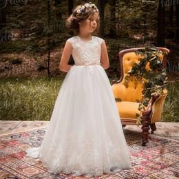 b3dcf484f Queen Flower Girls Dresses Australia - Ball Gown Girl Dress Little Queen  Beaded Dress Party Children's