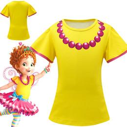 cb2ed065 Halloween Movie T Shirts Australia - Hot 3D Fancy Nancy Kids Child Cosplay  Halloween Costume Short