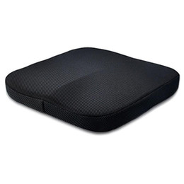 $enCountryForm.capitalKeyWord UK - Comfort Office Chair Car Seat Cushion Non-Slip Orthopedic Memory Foam Coccyx Cushion For Tailbone Sciatica Back Pain Relief