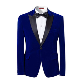 Silver cuStom coat online shopping - 2018 On Sale Pieces One Button Blue coat pant design images Classic Fit mens wedding suits Tuxedos Custom Mens Suits Jacket Pants