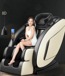 Relax Chairs Australia - 8D Smart Luxury Massage Chair Space Capsule Multi-function Small Body Kneading Electric Chair Massage Apparatus