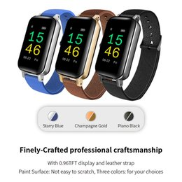 headphone control android NZ - 2 In 1 T89 TWS Smart Binaural Bluetooth Earphone Fitness Bracelet Smart Wristband Headphone Heart Rate Sports Watch