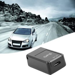 Child Cars online shopping - Gps Tracking Locator Car Anti Theft Tracking Strong Magnetic Adsorption Anti Lost Mini Elderly Children Positioning