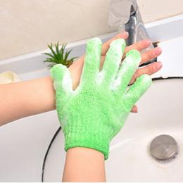 $enCountryForm.capitalKeyWord Australia - oom Products Bath Brushes, Sponges Scrubbers Bathroom Shower Gloves Exfoliating Wash Skin Spa Bath Gloves Foam Bath Skid Resistance Body ...