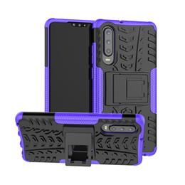 $enCountryForm.capitalKeyWord Australia - Colorful Hybrid Armor Case For Honor 6X NOVA 5C 7X P10 Plus For P30 Lite P30 Plus Honor 8X Shockproof Dazzle Back Cover 50 Pcs 1Lot