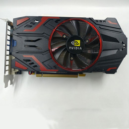 Discount nvidia desktops - GTX1050TI graphics card 2G desktop independent game PCI-E computer graphics card DDR5 graphics card