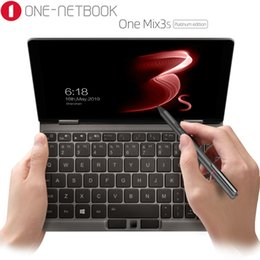 Intel one pc online shopping - One NetBook One Mix S Platinum edition inch PC Intel Core i7 Y GB Ram GB SSD FHD Win WiFi