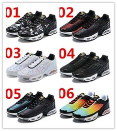 Discount spider shoes running Designer Tuned Mercuial TN Plus OG Ultra SE Mens Running Shoes Male Desig Sports Run Trainers Black White Spider Sneaker