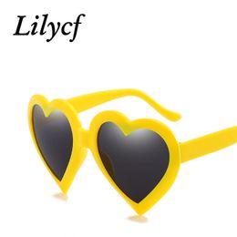 Ladies High Quality Designer Sunglasses Australia - New Heart-shaped Sunglasses Ladies Retro Trend Small Square Personality Women's Brand Designer Sunglasses High Quality UV400