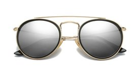 $enCountryForm.capitalKeyWord Australia - Home> Fashion Accessories> Sunglasses> Product detail High Quality Brand Designer sun glasses Gold Frame mirror sunglasses Fashion 3647