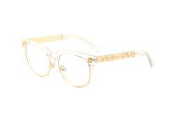 $enCountryForm.capitalKeyWord UK - Top Quality Sunglasses Sunglasses Vintage Mens Gold Frame Sun Glasses Women SGB25