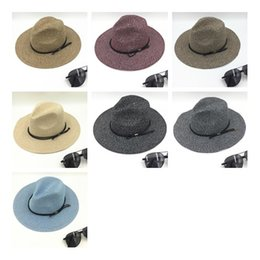 dc618a313 Fedora Straw Hats For Men Panama Australia   New Featured Fedora ...