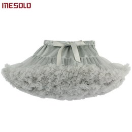 Red White Blue Tutus Australia - good quality Baby Girls Tutu Skirt 2019 Fluffy Ballet Princess Tulle Party Dance Wedding Tutu Skirts For Girls Kids Clothing