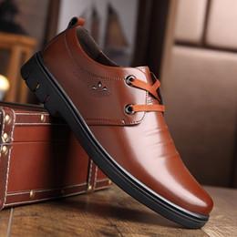 $enCountryForm.capitalKeyWord Australia - 1Male Shoe Casual Shoes Man Cotton-padded Shoes Circle Head Soft Noodles Leather Shoes Ventilation Chalaza Men's Middle Age Shoe