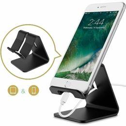 $enCountryForm.capitalKeyWord NZ - 4 Colors Lazy Stand Aluminum Alloy Desktop Mobile Phone Holder Universal Folding Tablet Computer Bracket Lowest pricelow price