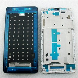 $enCountryForm.capitalKeyWord Australia - New Redmi Note 3 Front LCD Housing Middle Faceplate Frame Bezel For Xiaomi Redmi Note 3 Pro Replacement Parts With