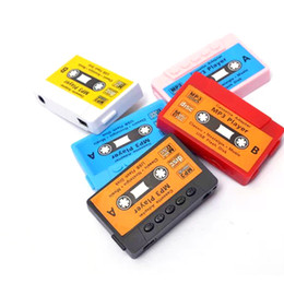 1gb mp3 player mini sd NZ - Wholesale- Hot Sale High quality mini Tape MP3 Player support Micro SD(TF) card 5 colors DHL Free shipping Cheapest