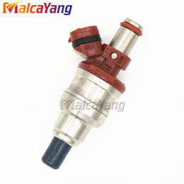 $enCountryForm.capitalKeyWord NZ - 4PCS Car-styling High Quality Fuel Injector Nozzle For Toyota 4Runner 89-95 Pickup 89-95 2.4L 23250-35040 23209-35040