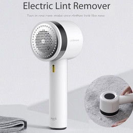 $enCountryForm.capitalKeyWord Australia - Deerma Electric Clothes Lint Removers Go Ball Sticky Hair Trimmer Not Hurting Clothing Clean Easily For Sweaters Coat Q190606