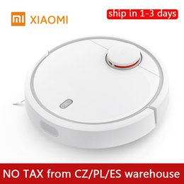 $enCountryForm.capitalKeyWord Australia - Global Version Xiaomi Mi Robot Vacuum Cleaner for Home Automatic Sweeping APP Remote Control Dust Sterilize Mi Robotic Cleaner