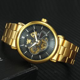 $enCountryForm.capitalKeyWord Australia - Forsining 2019 New Automatic Mechanical Watch Men Golden Metal Strap Skeleton Winner Mens Watches Top Brand Luxury With Jewel Y19061905