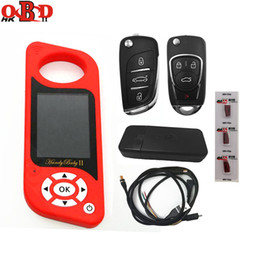 Function Connectors Australia - JMD Handy Baby 2 Hand-held Car Key Chip Copier Handy Baby II Auto Key Programmer with G and 96bit 48 function+Card Remote Copier
