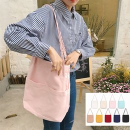 $enCountryForm.capitalKeyWord Australia - Raged Sheep Women Shopping Bag Ladies One Shoulder Bag Totes Eco Shopping Daily Use Foldable Canvas Canvas Women Female