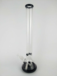 $enCountryForm.capitalKeyWord Australia - h:48cm Glass bongs for sale 2017 cheap glass bong with percolator diffuser arm tree perc beaker bong free shipping glass water bong