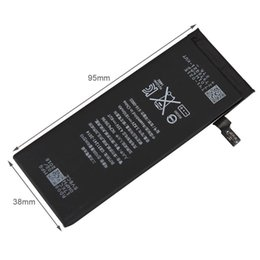 NOVA Genuine Original Substituição Bateria Interna para iPhone 5 5S 6 6 S 6 P 7 7 P 8 8 P venda por atacado