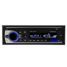 Discount dash stereos - DC12V Multimedia Player Host Auto Car Stereo Audio In-Dash FM Aux Input Receiver SD USB MP3 WMA Radio Player