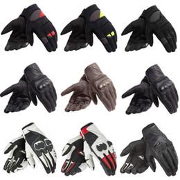 $enCountryForm.capitalKeyWord Australia - New 100% Genuine Leather Mig C2 Motorcycle Gloves Corbin Air Unisex Racing Gloves Original Fogal Unisex Textile Motorbike