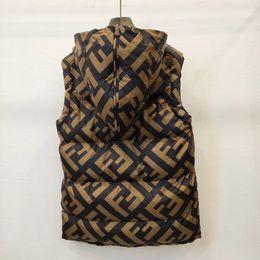 Wholesale double jacket design for sale – winter Luxury Mens Women Down Vest Parka Jacket Casual Down Coats Winter Jacket Mens Outdoor Warm Parkas Design Winter Coats Double Sided B103527L