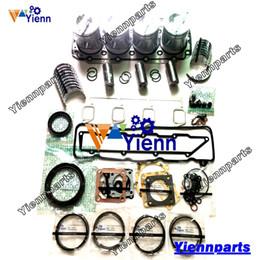 $enCountryForm.capitalKeyWord Australia - 4TNE106T overhaul rebuild Kit for Yanmar engine 4TNE106-TRP 4TNE106T-NS 4TNE106T-RAC 4TNE106-AG2 piston with ring bearing full gasket kit