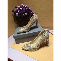 Genuine Lambskin Leather Australia - Free shipping fashion women pumps white lambskin genuine leather point toe high heels cone heel shoes sandals ks19011812