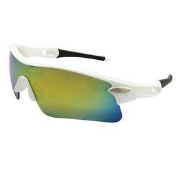 $enCountryForm.capitalKeyWord Australia - Top designer OO9206 sunglasses polished white  fire red golf Iridium lens Man Fashion o Eyewear free shipping ok17