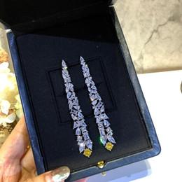$enCountryForm.capitalKeyWord NZ - Jewelry earrings graff high-end dinner earrings zircon design jewelry using the most cutting-edge cutting high-end custom inlaid high carbon