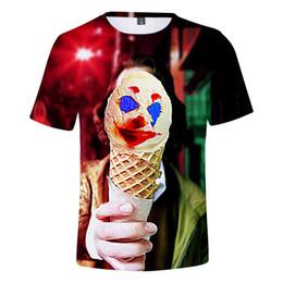 $enCountryForm.capitalKeyWord Australia - BTS 2019 New drop shopping Joker 3D t-shirts Men Women summer Hip hop cool Casual t shirts Plus Size Short Sleeve Clothes 4XL