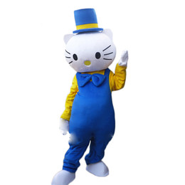 a93e1dac40f New Hello Kitty Mascot Costume Adult Size cat Mascot Costume mascot costume  Free shipping
