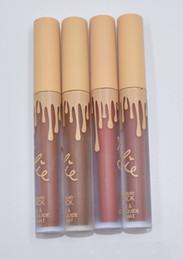 $enCountryForm.capitalKeyWord Australia - 2019 by ePacket New Brand Cosmetics Send Me More Nudes MATTE Liquid Lipstick Vacation Collection Velvet & Matte Lip Gloss Kit 4pcs