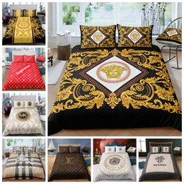 Solid gray bedding online shopping - Fashionable Bedding Set King Size Classic High End D Duvet Cover Luxury Queen Twin Full Single Double Comfortable Bed Cover