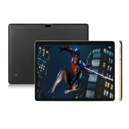 Tablet Pc 4g Sim Phone Call UK - Original 10 inch Android 7.0 Tablet pc 3G 4G Phone Call Dual SIM Octa Core 4G+32G WiFi Bluetooth GPS IPS Tablets 10.1