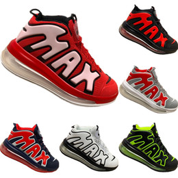 basketball shoes air Australia - With Box 2019 More Uptempo Drop Plastic Mid Breathable Basketball Boots Originals More Uptempo All Zoom Air Cushioning Jogger Shoes