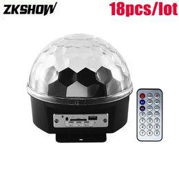 $enCountryForm.capitalKeyWord NZ - 80% Discount 6*1W RGBYWP LED Magic Ball MP3 Player Bluetooth Remote Control DJ Disco Party Light Stage Lighting Effect Luces Discoteca