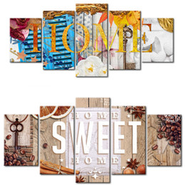 "$enCountryForm.capitalKeyWord UK - Square round 5pcs full covered ""Sweet Home"" Embroidery Pattern 5D DIY diamond paintings 3D Cross stitch kits wall stickers"