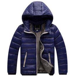 Wholesale men s bamboo shorts resale online - Kids Brand Down Jacket Designer Junior Winter Duck Pad Coats The North Boy Girls Hooded Coat Outwear Face Lightweight Outdoor Coat
