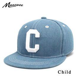 e4afd495c92 Letter mbroidery Child Kid Baseball Cap Girl Baby Boy Chapeau Adjustable  Snapback Baseball Hat Summer Cowboy Caps New Fashion